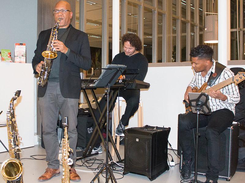 DalDuro Caribische jazzband