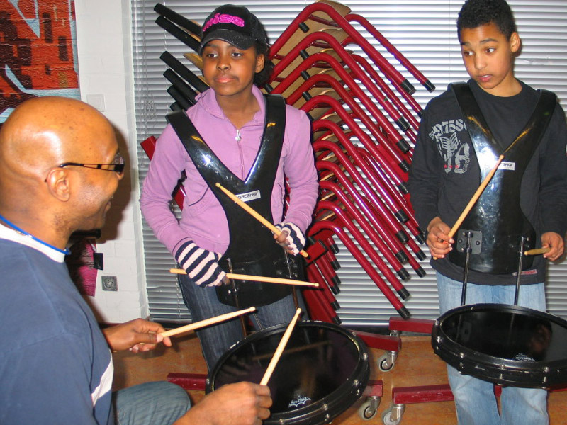 DalDuro percussie workshop