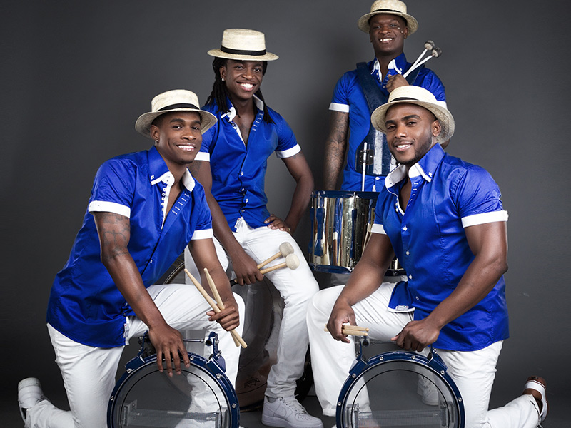 DalDuro Caribische Brassband voor uw evenement