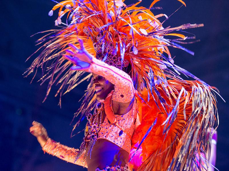 Braziliaanse danseressen - DalDuro
