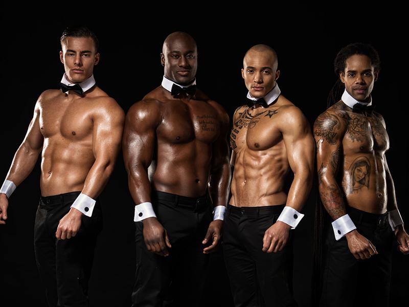 DalDuro sexy gentlemen voor uw party