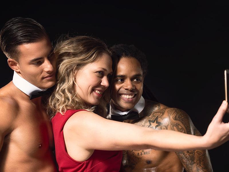 Selfie package - DalDuro Gentlemen
