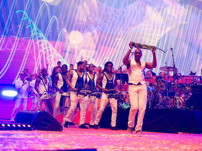 DalDuro Caribische Brassband & Gentlemen